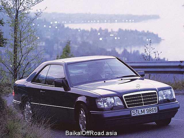 Mercedes-Benz E-Class Coupe E 200  (136Hp) (Автомат)