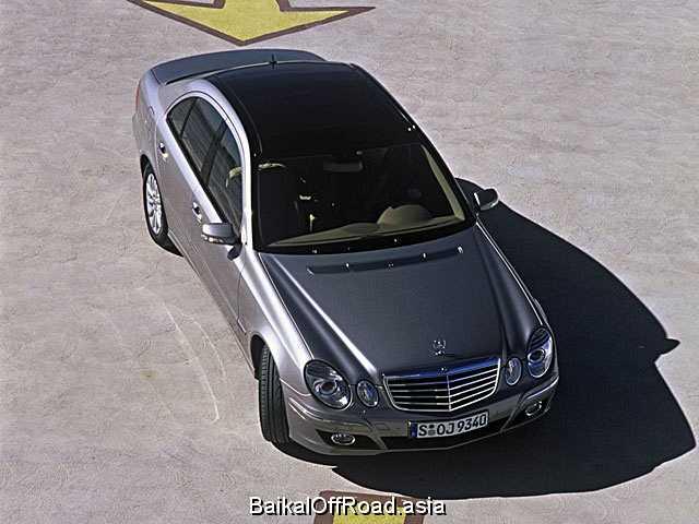 Mercedes-Benz E-Class E 280 CDI 4Matic (190Hp) (Автомат)
