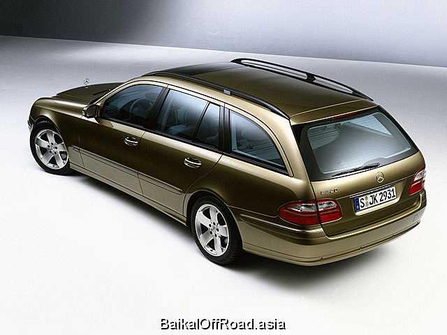 Mercedes-Benz E-Class T-model E 280 CDI (190Hp) (Механика)