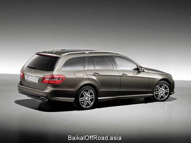 Mercedes-Benz E-Class Wagon E 200 CGI (184Hp) (Механика)