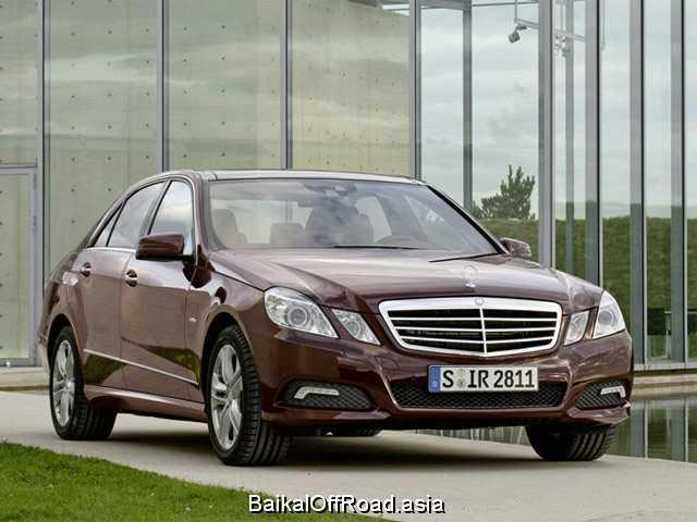 Mercedes-Benz E-Class E 350 CDI (231Hp) (Автомат)