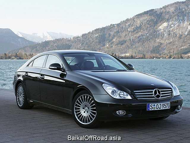 Mercedes-Benz CLS-Class CLS 320 CDI (224Hp) (Механика)