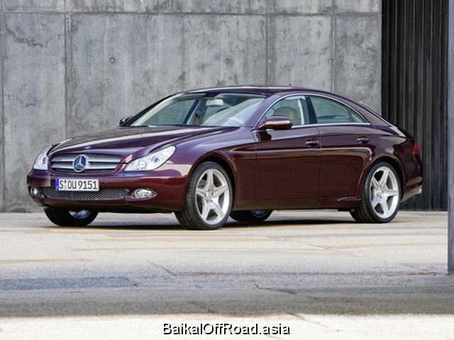 Mercedes-Benz CLS-Class (facelift) CLS 350  (272Hp) (Автомат)