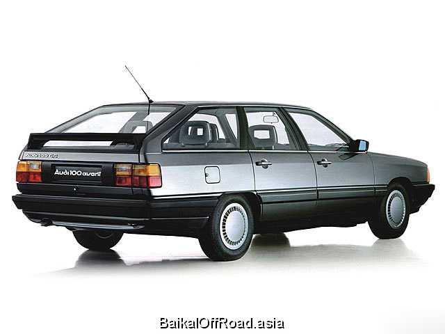Audi 100 Avant 2.3 E quattro (136Hp) (Механика)