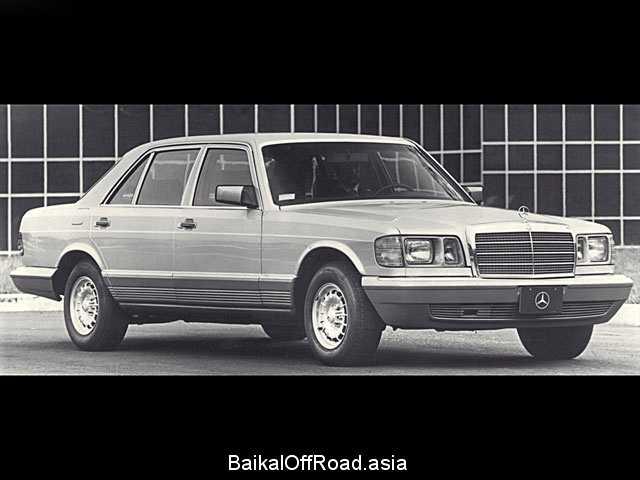 Mercedes-Benz S-Class 420 SE,SEL  (224Hp) (Механика)