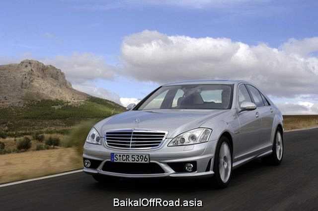 Mercedes-Benz S-Class S 320 CDI (235Hp) (Автомат)