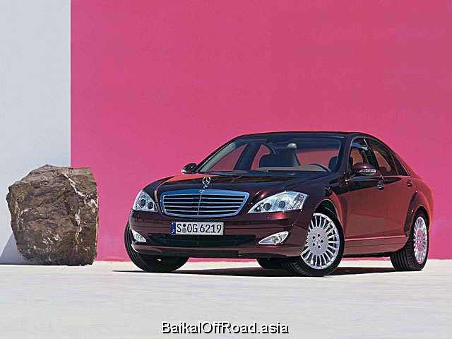Mercedes-Benz S-Class S 500 4MATIC (388Hp) (Механика)