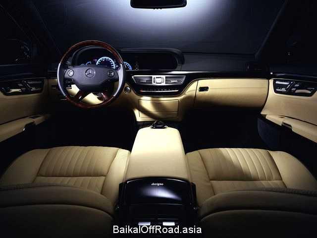 Mercedes-Benz S-Class Long S 500 Long (388Hp) (Автомат)