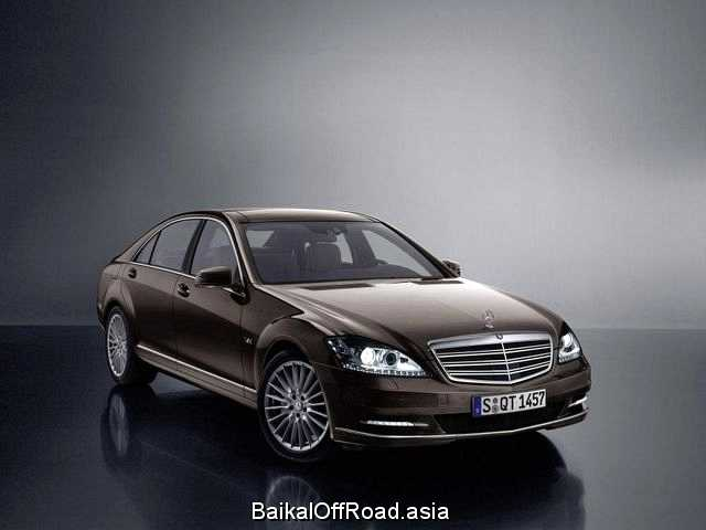 Mercedes-Benz S-Class (facelift) S 350 4MATIC (272Hp) (Автомат)