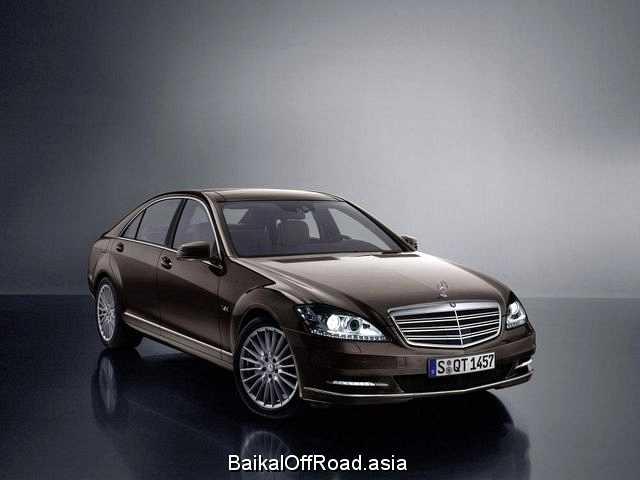 Mercedes-Benz S-Class (facelift) S 500  (388Hp) (Автомат)
