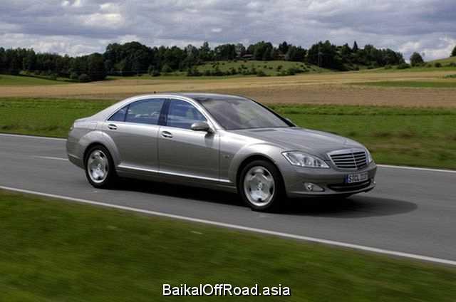 Mercedes-Benz S-Class Long (facelift) S 500 4MATIC Long (388Hp) (Автомат)