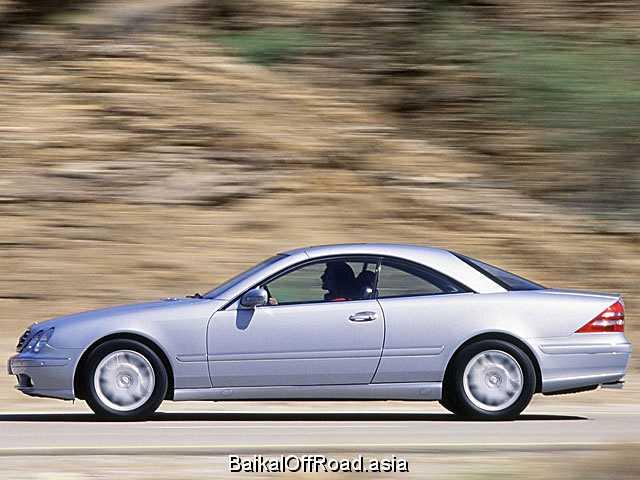 Mercedes-Benz CL-Class CL 55 AMG  (500Hp) (Автомат)