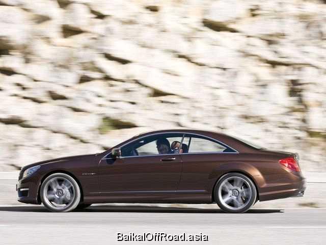Mercedes-Benz CL-Class (facelift) CL 63 AMG  (544Hp) (Автомат)