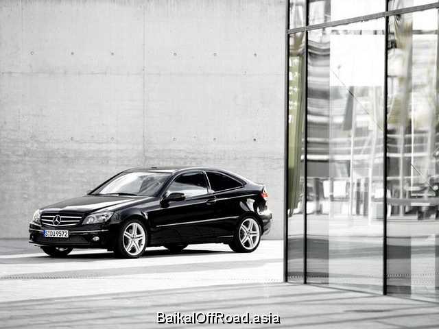 Mercedes-Benz CLC-Class CLC 200 Kompressor (184Hp) (Механика)