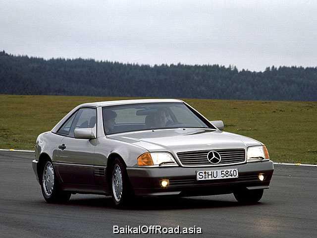 Mercedes-Benz SL-Class SL 600  (394Hp) (Автомат)