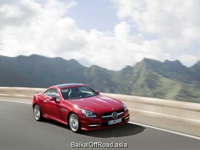 Mercedes-Benz SLK-Class (facelift) SLK 300  (231Hp) (Автомат)