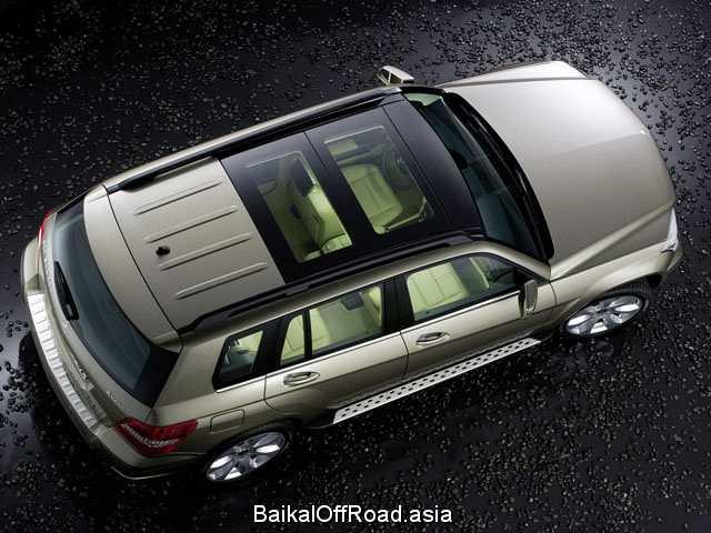Mercedes-Benz GLK-Class GLK 320 CDI (224Hp) (Автомат)